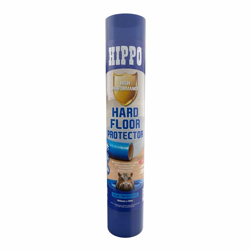 Hippo Hard Floor Protector 600mm x 25m
