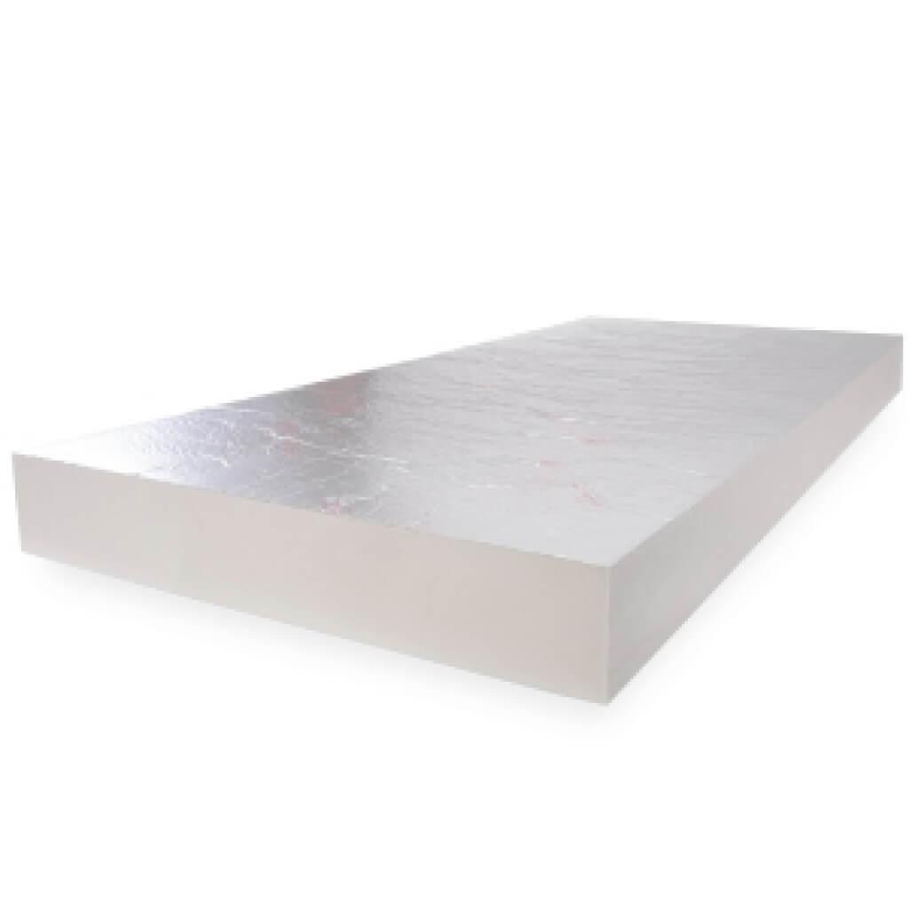 Foiled PIR Insulation Board