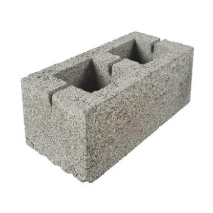 Concrete 7.3N Hollow 215mm Block