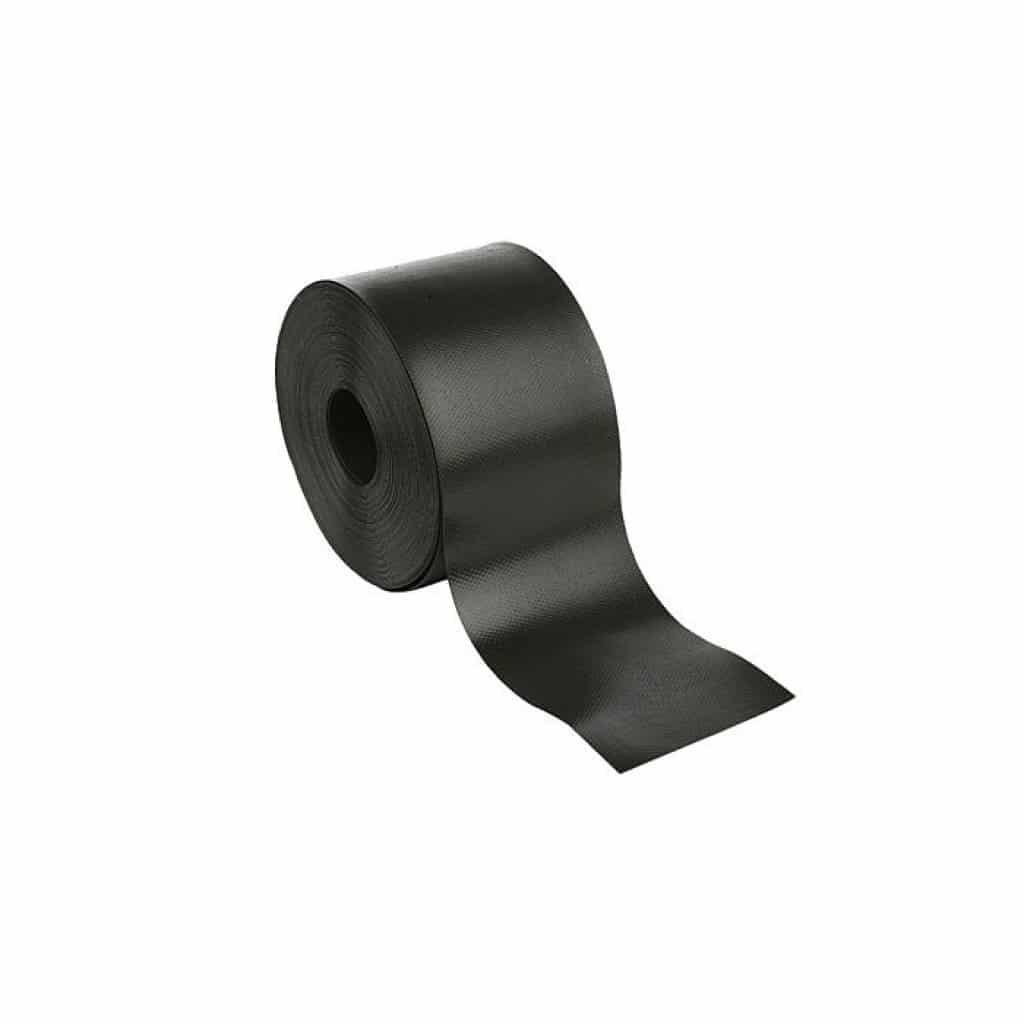 Black Polythene Damp Proof Course (DPC) 100mm